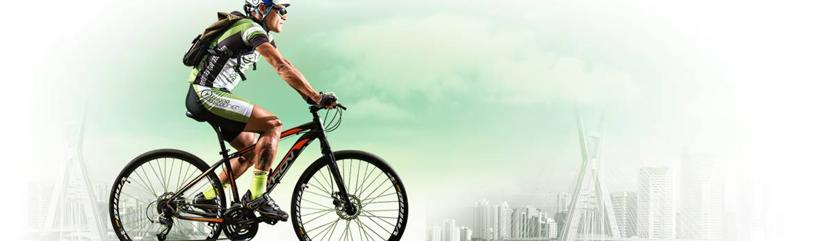 Biker-Cidade